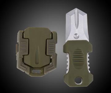 Mini Emergency Gear Cutter & Knife
