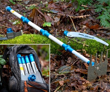 Trail Boss Packable Work Tool
