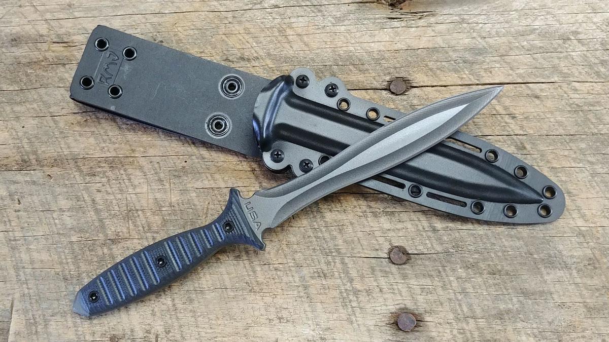 RMJ Tactical Jungle Dagger