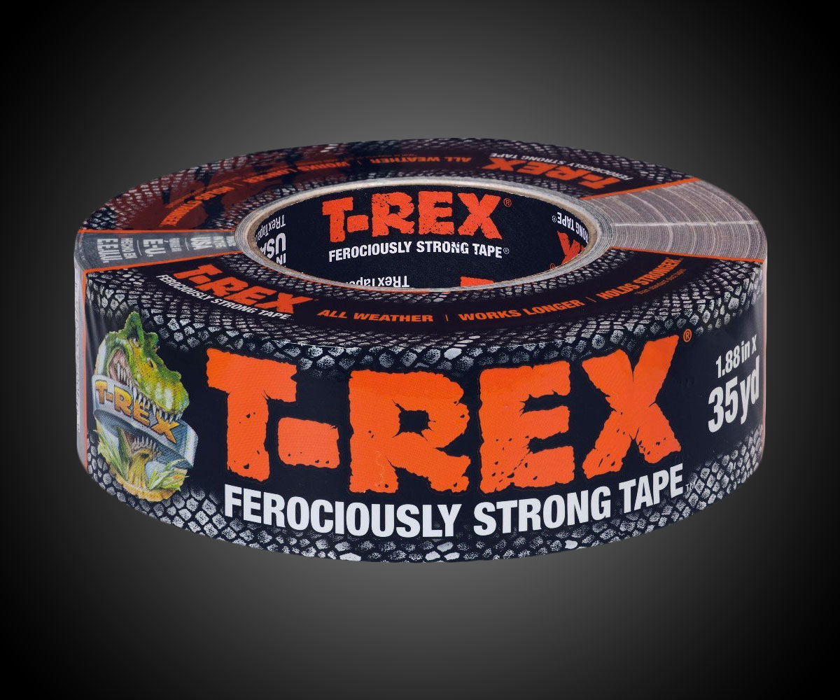 T Rex Ferociously Strong Tape Dudeiwantthat Com