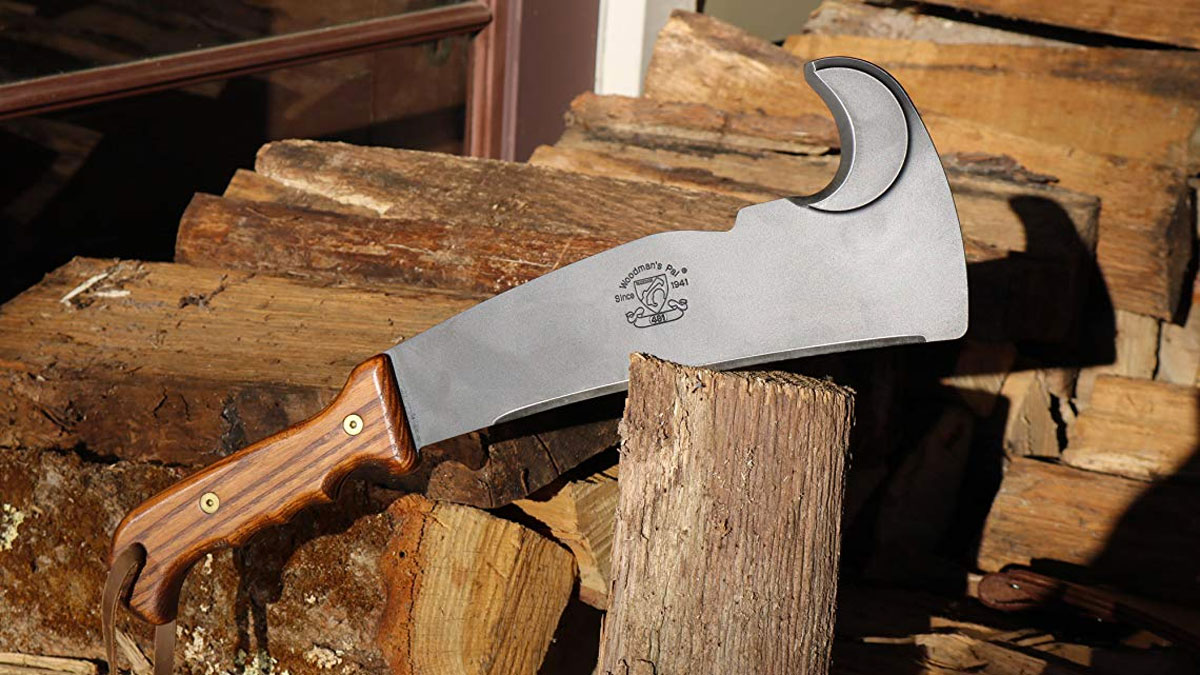 Woodman's Pal Multi-Use Axe & Machete
