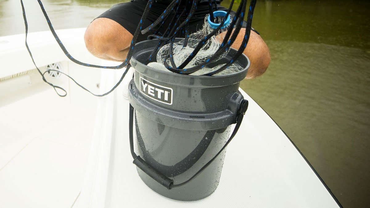 YETI Loadout Fishing & Utility Bucket