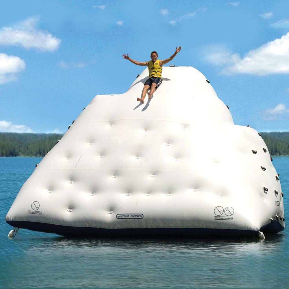 Inflatable Everest Slide: Gigantic Inflatable Climbing Iceberg