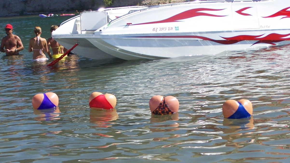 Butt Buoys