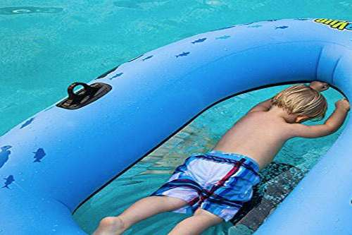 Clear Bottom Inflatable Raft Dudeiwantthat Com