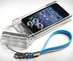 iPhone SCUBA Case Bottom Opening