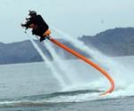 Jetovator Water-Propelled Stunt Bike