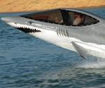 Seabreacher Shark X Submarine, Breach