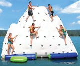 Gigantic Inflatable Climbing Iceberg-5552