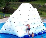 Gigantic Inflatable Climbing Iceberg-3566