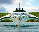 Adastra Trimaran Yacht