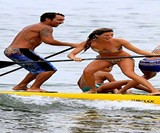 BigSup 7-Person Paddle Board