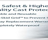 DryPro Waterproof Cast Covers
