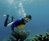 Exolung Underwater Breathing Device
