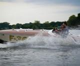 Fitzke Bugbite Modern Classic Race Boat