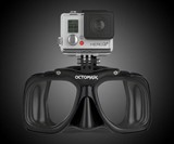 GoPro Hero 3+ Compatible Scuba Mask