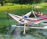 Hammocraft Floating Hammock Frames