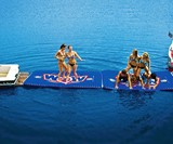 Inflatable Floating Water Walkway