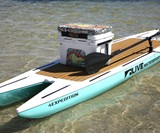Live Watersports Catamaran Paddleboards