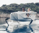 Quadrofoil Electric Watercraft