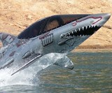 Seabreacher Shark X Submarine, Breach