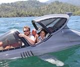 Seabreacher Shark X Submarine Passengers