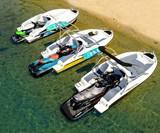 Sealver Jet Ski Propelled Wave Boats