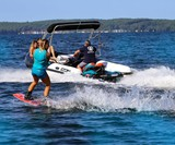 Sealver Jet Ski Propelled Wave Boats