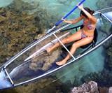 See Through Bottom Canoe