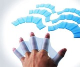 Silicone Swimming Fingers