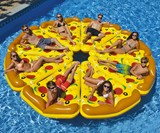 Whole Pizza Pool Float