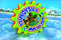 Water Hamster Wheel