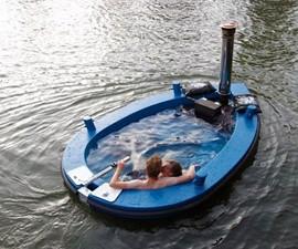 HotTug - Hot Tub Tug Boat