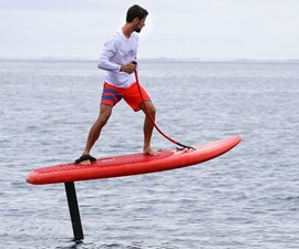 Jetfoiler Hydrofoil Electric Surfboard