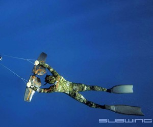 Subwing - Underwater Hang Glider