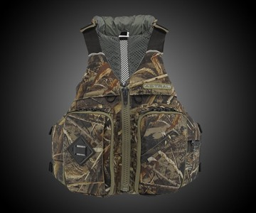 The Ronny Fisher Life Jacket