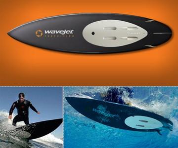 WaveJet Motorized Shortboard