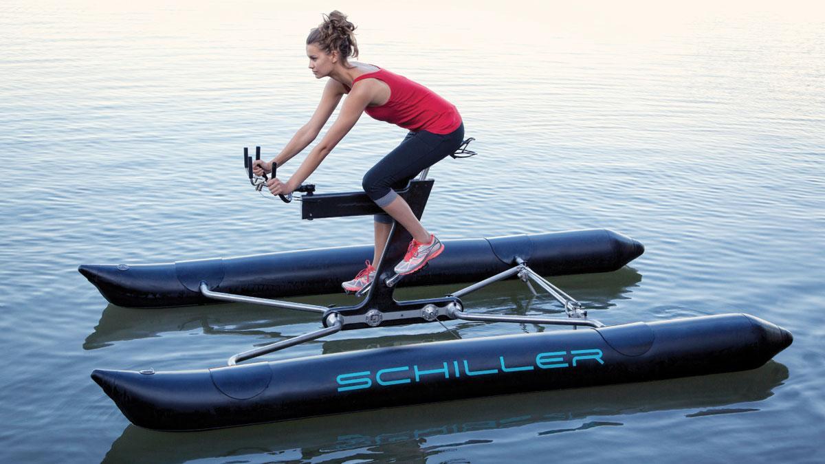 Schiller X1 Water Bike