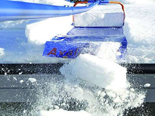 Avalanche Wheeled Roof Rake For Snow Removal