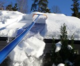 Avalanche Roof Snow Removal System
