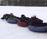 Bradley Snow Tube Sleds