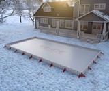 EZ Ice - DIY 60-Minute Backyard Ice Rink