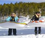 GoFloats Winter Snow Tubes