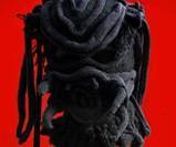 Monster Ski Masks - Black Tentacled Reaper