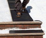 Snow-Melting Stair Mat