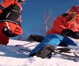Stiga Snowracer King Size GT Sled