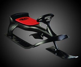 PT Blaster Steerable Sled