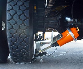Insta-Chain Automatic Tire Chains