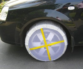 Vehicle Tire Snow Socks
