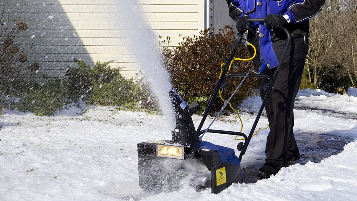 Snow Joe Ultra Electric Snow Thrower